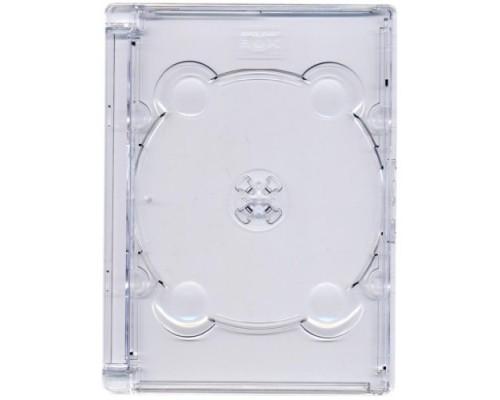 Бокс для  1 DVD прозрачный (sj)