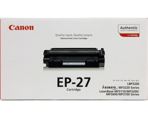 Картридж Canon EP-27 LBP-3200/LaserBase MF5630 (О)