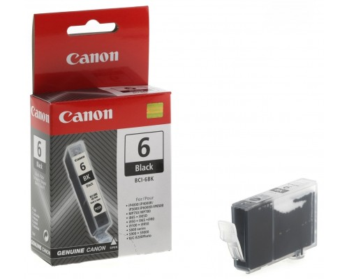 Картридж Canon BCI-6Bk S800/i865/IP4000 black