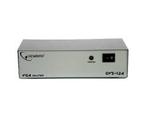 Разветвитель VGA Gembird GVS124 VGA 1 -> 4