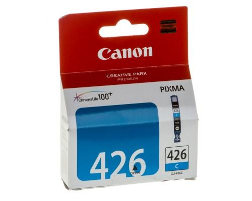 Картридж Canon CLI-426C Pixma iP4840/MG5140/5240/6140/8140 Cyan