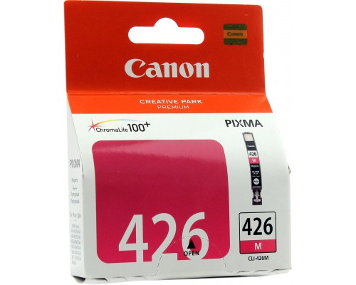 Картридж Canon CLI-426M Pixma iP4840/MG5140/5240/6140/8140 Magenta