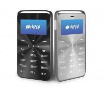 Мобильный телефон HIPER VINYL C-01SLV 1.69
