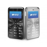 Мобильный телефон HIPER VINYL C-01BLK 1.69