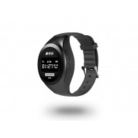 Часы-смартфон HIPER EASYGUARD EG-01BLK 1.0