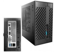 Неттоп ASRock DESKMINI 110 Intel Core i3-7100 3,00GHz, 4Gb SODIMM DDR4-2400 (up 32Gb), SSD M2 NVMe 128Gb, 1xGLan, Intel HD Graphics 630, 1xUSB2.0, 2xUSB3.0, 1xUSB3.1, D-Sub, HDMI, DP, внешний БП 120W