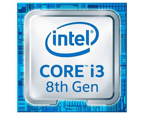 Процессор Intel Core i3-8100 3,60GHz 4core L3-6Mb DDR4-2400 UHD Graphics 630 TDP-65W LGA1151-v2 OEM