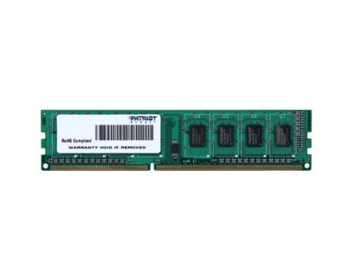 Модуль памяти DDR2 Patriot 2Gb 800MHz CL6 DIMM PSD22G80026