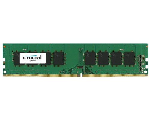Модуль памяти DDR4 Crucial 4Gb 2400MHz CL17 1,2v DIMM CT4G4DFS824A RTL