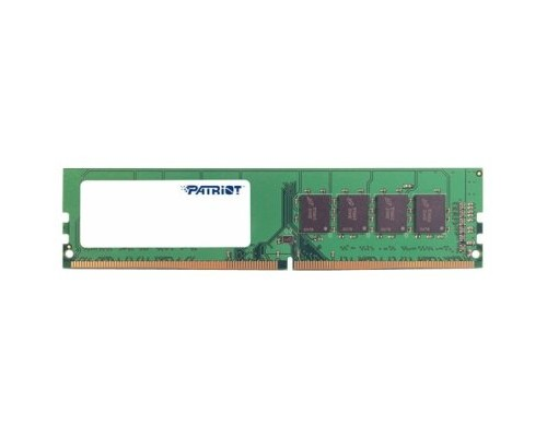 Модуль памяти DDR4 Patriot 4Gb 2666MHz CL19 DIMM 1,2v PSD44G266681 RTL