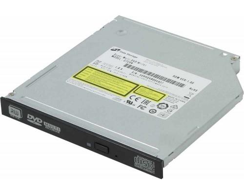 Дисковод для NoteBook DVD-RW 8xW/8xRW/8xR/24W/24xRW/24xR LG GTC0N черный, SATA, OEM