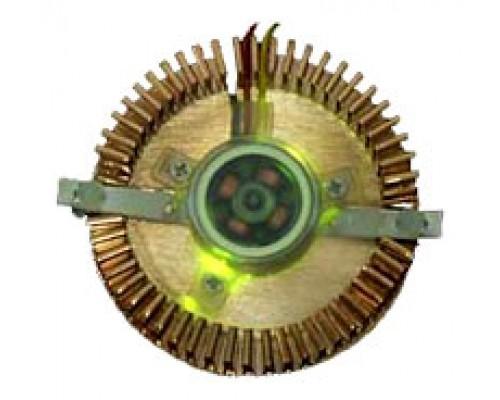 Охладитель для видеокарты Gembird VC-RD, 50mm, Ball, 4500rpm, 23dBA, 4Led