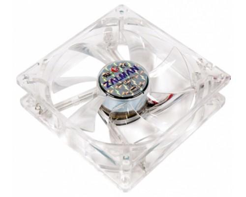 Вентилятор  92x92x25мм Zalman ZM-F2GL, зеленая подсветка