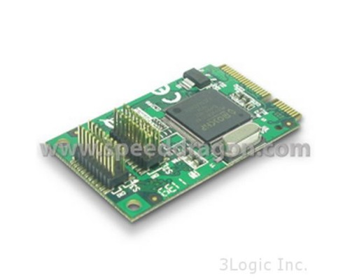 Контроллер Mini PCI-Express Speed Dragon 4S (4xSerial RS-232) (MMT01A)