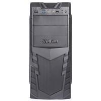 Корпус Velton 8805A-D, ATX, fan case 1х90mm, 1x120mm (установлено 0), 1xUSB3.0, 1xUSB2.0, 1xAudio, черный <550W, 120mm>