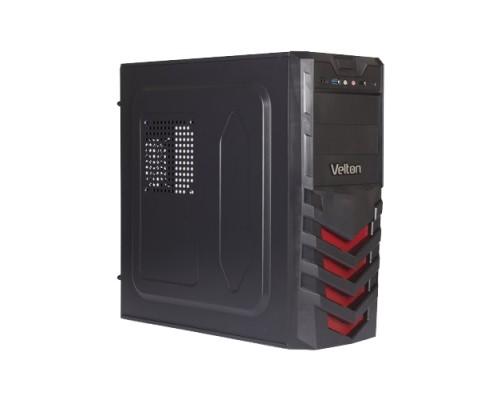 Корпус Velton 8806A-D, ATX, fan case 1х90mm, 1x120mm (установлено 0), 1xUSB3.0, 1xUSB2.0, 1xAudio, черный <550W, 120mm>