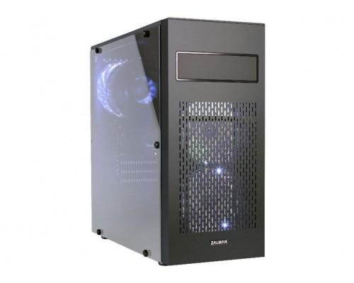 Корпус Zalman N2, ATX, fan case 3x120mm с белой подсветкой (установлено 3), USB2.0x2, USB3.0x1, Audio I/O, черн., без БП