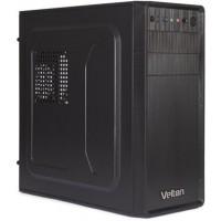 Корпус Velton 8801A-D, ATX, fan case 1х90mm, 1x120mm (установлено 0), 1xUSB3.0, 1xUSB2.0, 1xAudio, черный <550W, 120mm>