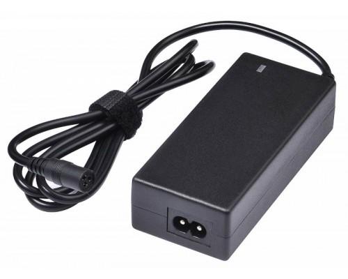 Блок питания для ноутбука Buro 70W BUM-1107L70 (универсальный автоматический 18.5/19/19.5/20v, 11 переходников) черный