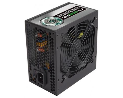 Блок питания Zalman 500W ZM500-LX ATX12V 2.3 (20/24+4/8+6+6/8pin, вентилятор d120мм) RTL