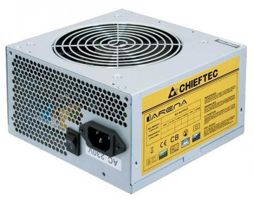 Блок питания Chieftec 700W iArena GPA-700S ATX12V 2.0 (20/24+4+6/8pin, вентилятор d120mm) OEM