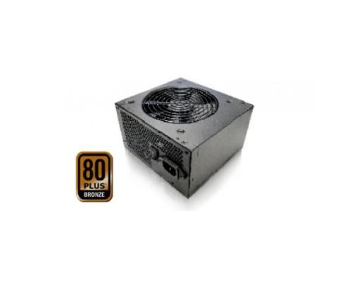 Блок питания CWT 600W GPK600S (GPK-600S) ATX12V V2.3 (APFC, 80Plus Bronze, 20/24+4/8+6/8pin, d120мм) RTL