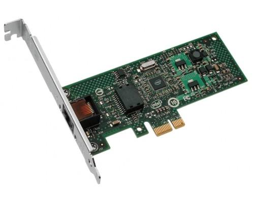 Сетевая карта Intel EXPI9301CTBLK (893647) 1Гбит/с, PCIe x1
