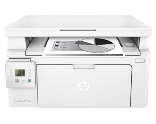 МФУ HP LaserJet Pro MFP M132a A4, лазерный, принтер + сканер + копир, ЖК, белый (USB2.0)
