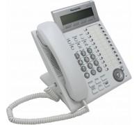 Цифровой системный телефон Panasonic KX-DT343RU-W