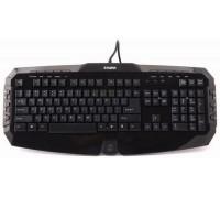 Клавиатура Zalman ZM-K300M игровая мультимедийная 20 доп клавиш USB черный
