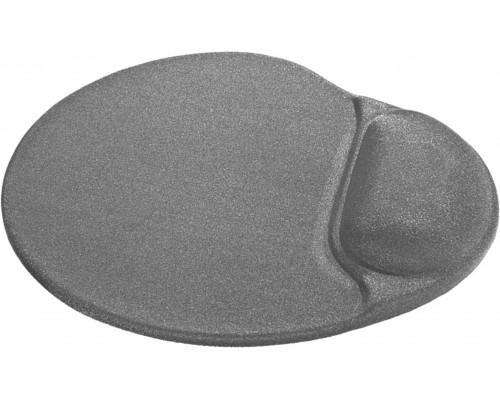 Коврик для мыши Defender Easy Work с гелевой подушкой серый (50915)