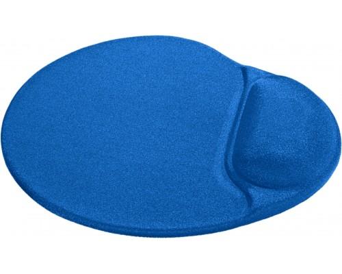 Коврик для мыши Defender Easy Work с гелевой подушкой синий (50916)