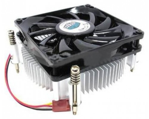 Кулер Cooler Master DP6-8E5SB-PL-GP Socket 115X (Al, 4pin PWM, 2600rpm, LowProfile, 80mm, винты)