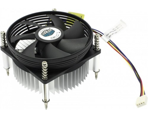 Кулер Cooler Master DP6-9GDSB-PL-GP Socket 115X (Al, 4pin PWM, 800 - 2600 rpm, 25.0 dBA, винты)
