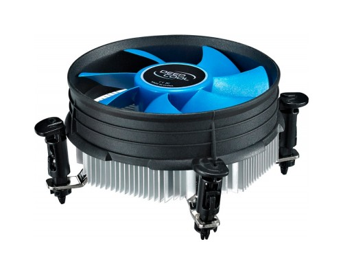 Кулер DeepCool Theta 9 PWM Soc-1155/1156 Al Hydro 1100-3200RPM, 57.97 CFM, 17-44dBA, 4pin PWM (клипсы)