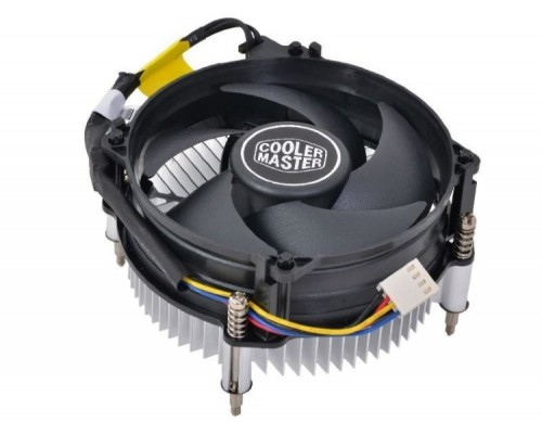 Кулер Cooler Master Master X Dream P115 RR-X115-40PK-R1 Socket 115X (Al, 4pin PWM, 95mm, 4100 rpm, 19-36.0 дБА, винты)