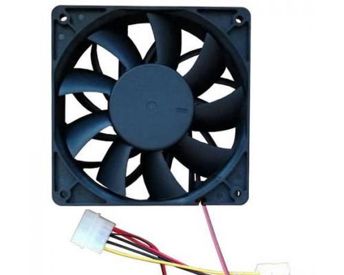Вентилятор 120x120x32мм Alseye 12032BVH-P1, 4pin Molex, 3900RPM, 55dbA, 170 CFM