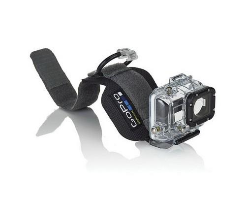 Аксессуар для экшн-камеры - крепление на запястье GoPro Wrist Housing AHDWH-301