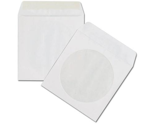 Конверт для 1 CD бумажный с окном