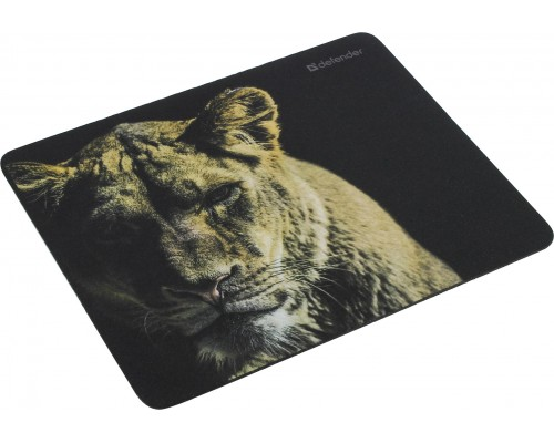 Коврик для мыши Defender Wild Animals 220x180x2мм (50803)