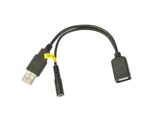 Адаптер питания PoE Mikrotik 5VUSB (инжектор в порт USB)