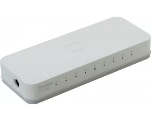 Коммутатор D-Link DES-1008C/A1B 8x 100Мбит/с