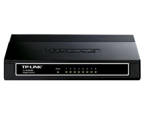 Коммутатор TP-Link TL-SG1008D 8x1Гбит/с