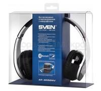Гарнитура Sven AP-B450MV беспроводные Bluetooth 4.0 накладные черный