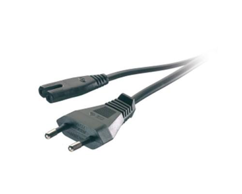 Кабель питания 220V для аудио и видео техники Gembird PC-184-VDE, CEE 7/16 - IEC C7 2 pin, VDE, 1.8м
