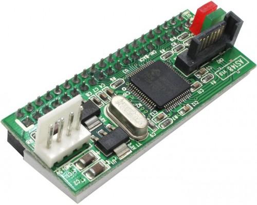 Адаптер HDD Agestar ITS AS-IS-20330 3.5 IDE HDD --> Serial ATA контроллер
