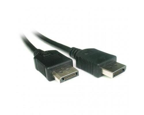 Кабель DisplayPort Gembird CC-DP-1M 20M/20M, черный, 1м
