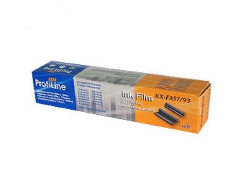 Термопленка для Panasonic FP343/FP363 (KX-FA57A) ProfiLine (1 рулон)