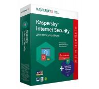 Антивирусная программа: Kaspersky Internet Security на 3 устройства на 12мес./ BOX