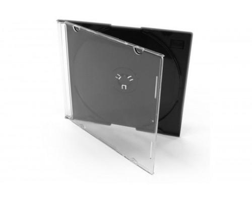 Бокс для  1 CD Slim (прозрачный)